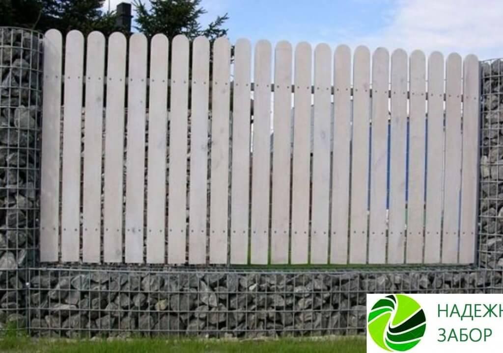 забор из габионов в уфе